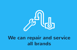 We Can Repair and Service All Brands